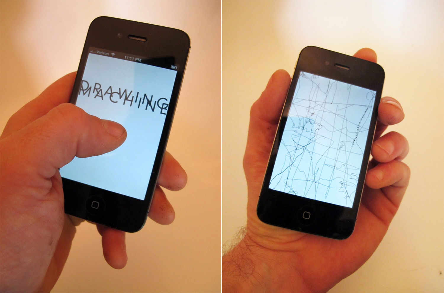 DrawingMachineAppScreen